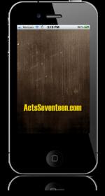 ActsSeventeen.com Logo