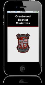 Crestwood Baptist Ministries App Logo