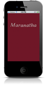 Maranatha App Logo