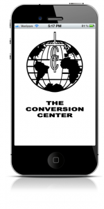 The Conversion Center App