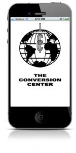 The Conversion Center App