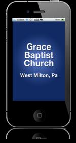 Grace Baptist Church of West Milton App Logo